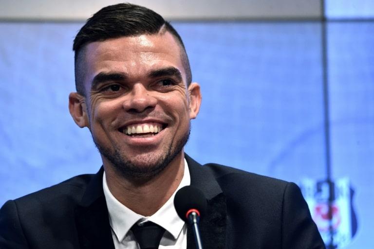 pepe é novo reforço do fc do porto - pepe - Pepe é novo reforço do FC do Porto