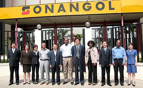 - sonangol  - Sonangol cada vez mais dependente da China