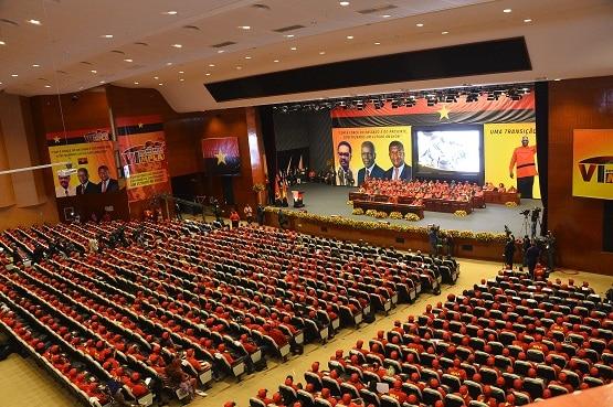 [object object] - 6 - Congresso extraordinário do MPLA marcado para Junho