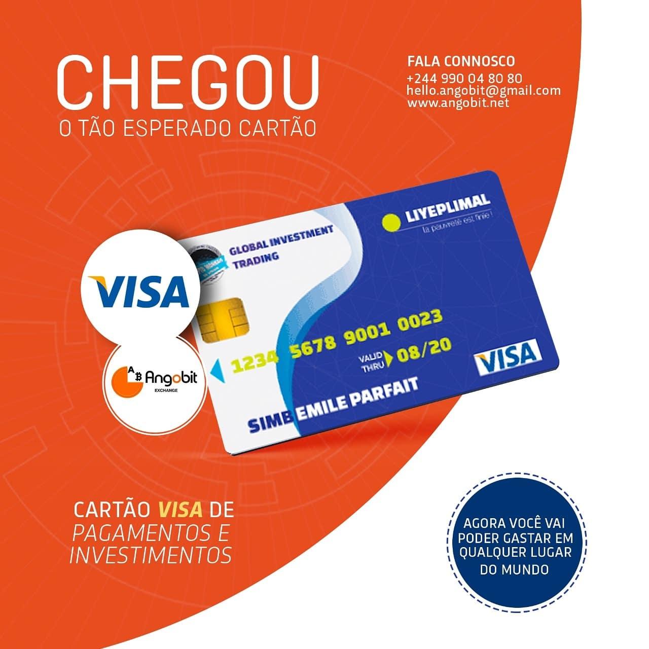 bna alerta para entidade não autorizada a emitir cartões visa - ANGOBIT - BNA Alerta para entidade não autorizada a emitir cartões VISA
