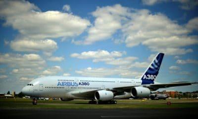 - Airbus A380  400x240 - Airbus anuncia fim da produção do A380