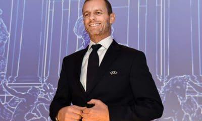 - Aleksander Ceferin 400x240 - Aleksander Ceferin é reeleito presidente da UEFA