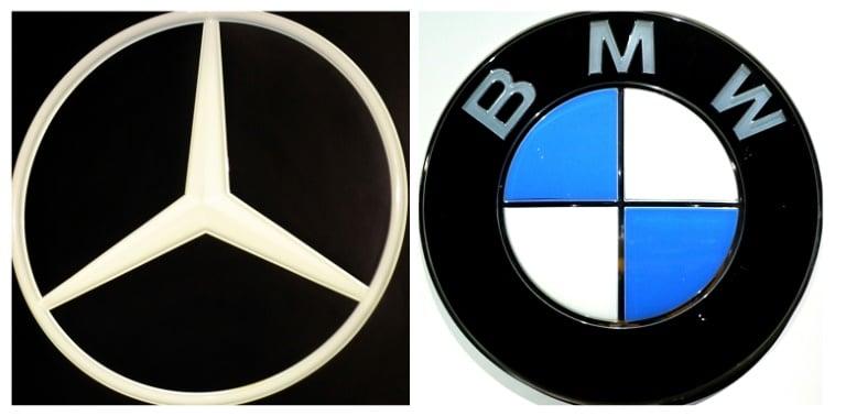 bmw e daimler anunciam aliança para desenvolver carro autônomo - BWM e Daimler - BMW e Daimler anunciam aliança para desenvolver carro autônomo