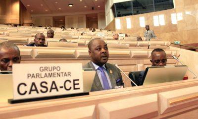 - CASA CE Parlamento 400x240 - Deputados da CASA-CE impedidos de visitar obras no novo aeroporto de Luanda