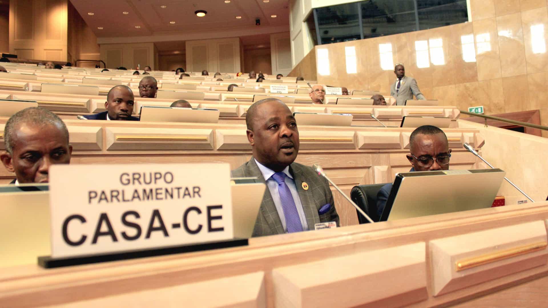 - CASA CE Parlamento - Oposição contra alterações do Código sobre IRT