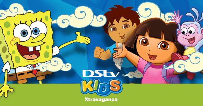 - DSTV KIDS - Canal DStv Kids muda de nome