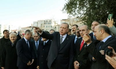 - Erdogan 400x240 - Erdogan quer desenvolver comércio de ouro com a Venezuela