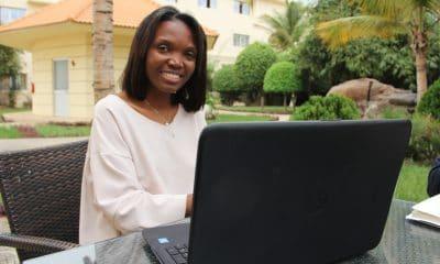 jornalista angolana convidada para ser colunista de umjornal científico internacional - IMG 0033 400x240 - Jornalista Angolana convidada para ser colunista de umJornal científico Internacional