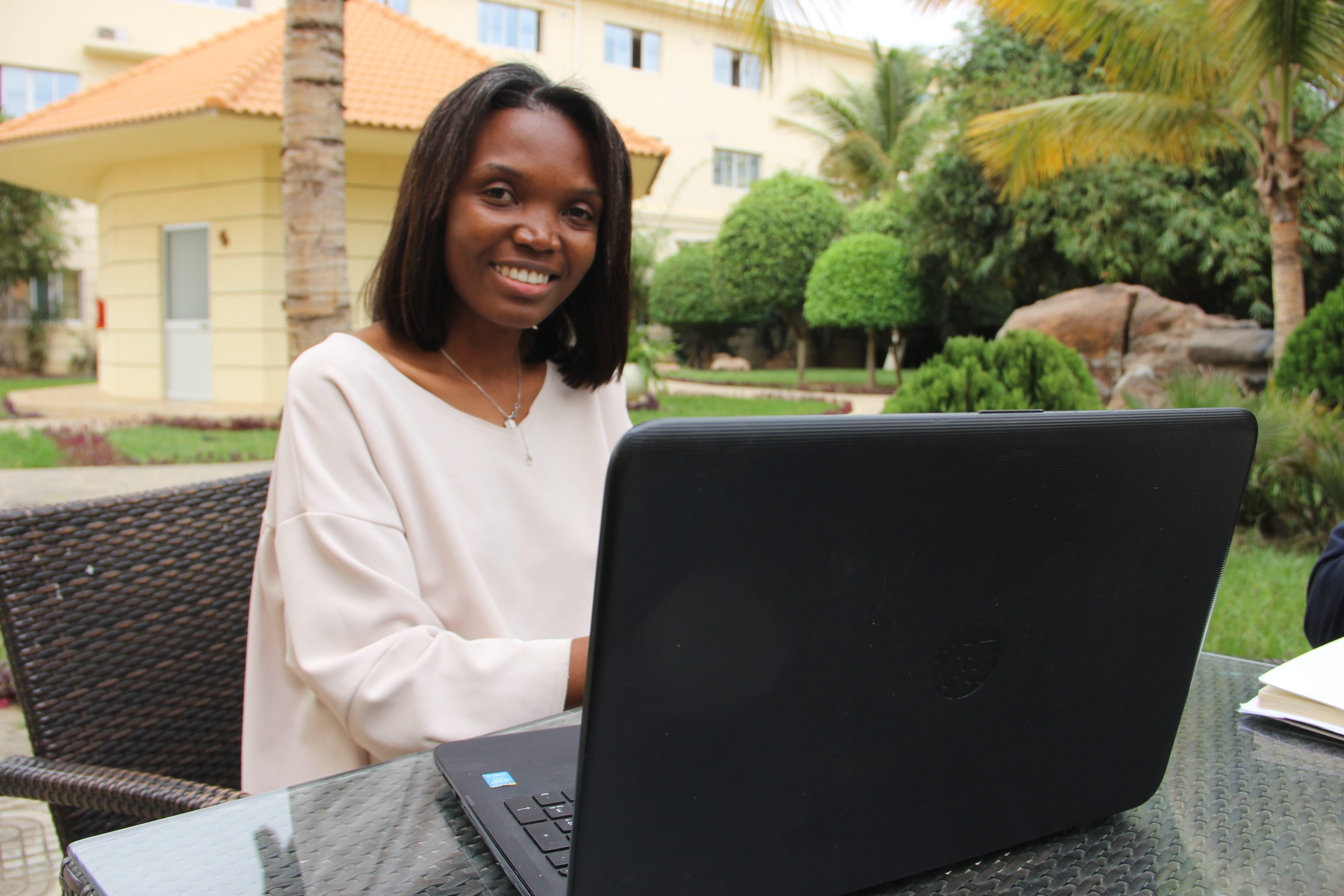 jornalista angolana convidada para ser colunista de umjornal científico internacional - IMG 0033 - Jornalista Angolana convidada para ser colunista de umJornal científico Internacional