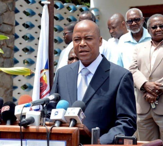 - Manuel Bissopo 560x500 - Moçambique: Exonerado Secretário-geral da RENAMO