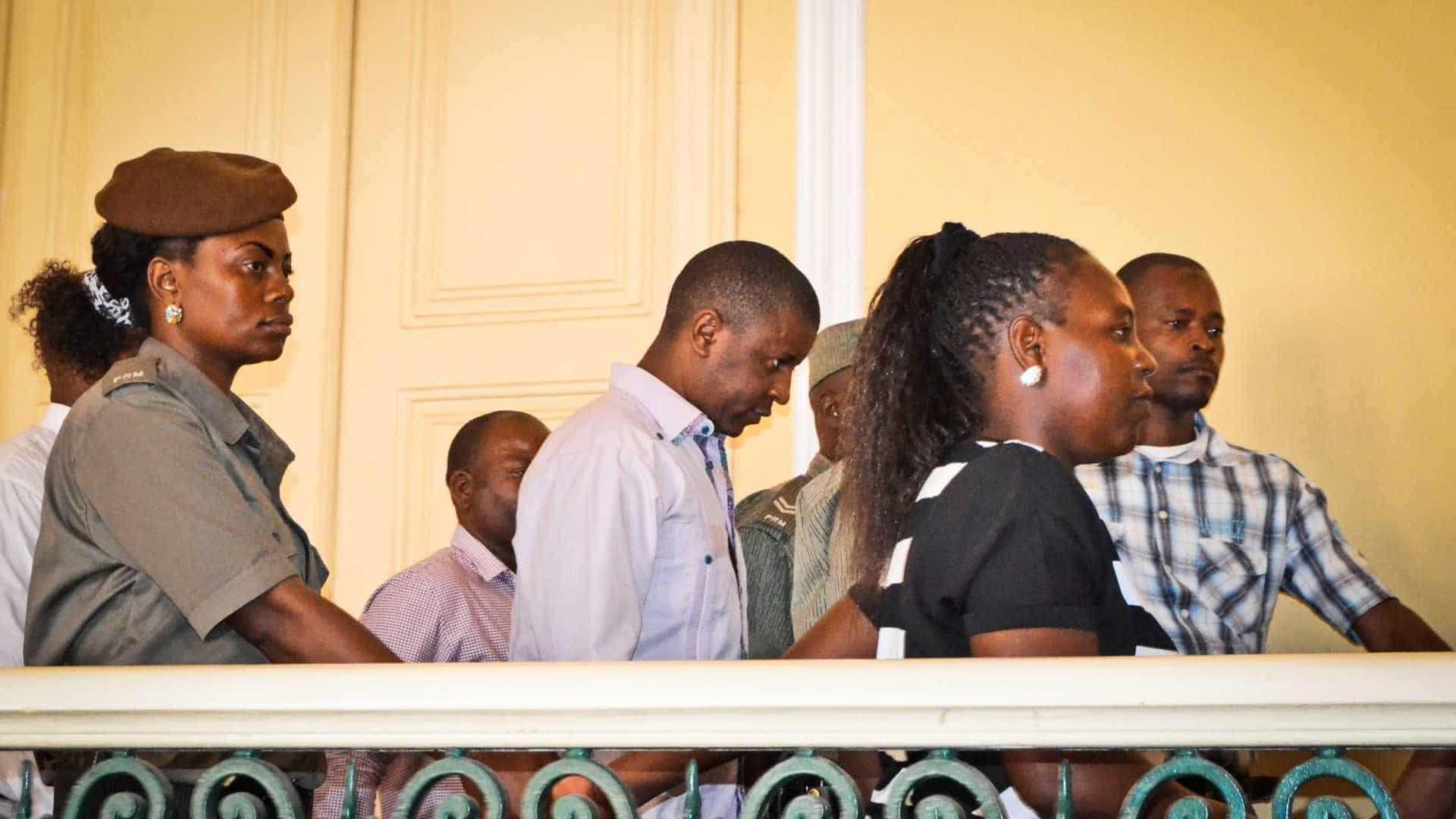 tribunal decreta prisão preventiva a filho de ex-presidente moçambicano - NDAMBI GUEBUZA - Tribunal decreta prisão preventiva a filho de ex-Presidente moçambicano