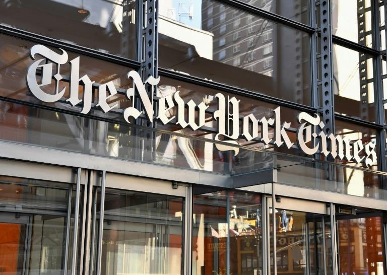 new york times alcança 4,3 milhões de assinantes - New York Times - New York Times alcança 4,3 milhões de assinantes