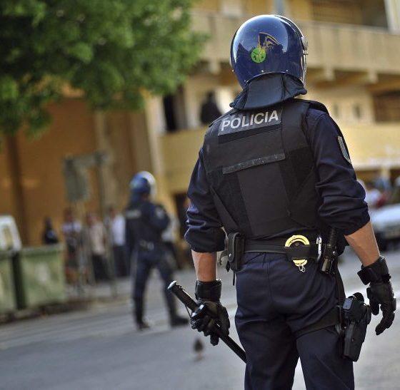 - PSP  560x547 - Portugal: A desgraça de um polícia racista