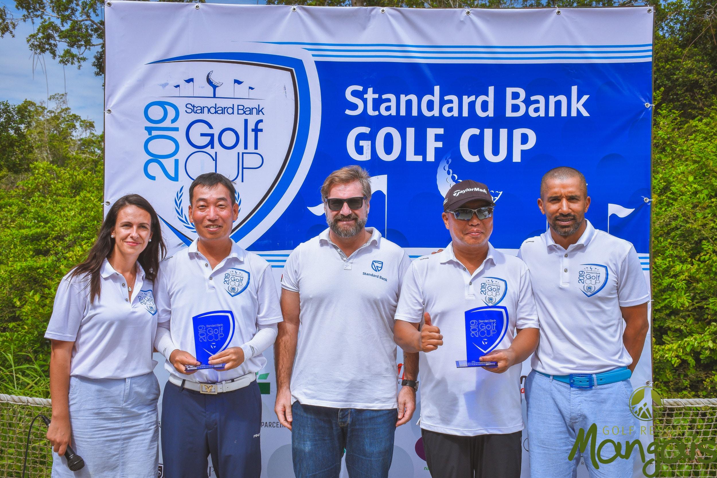 mangais golf & resort acolheu 1.ª etapa do campeonato standard bank golf cup 2019 - SBC 16022019 1020 - Mangais Golf & Resort acolheu 1.ª etapa do Campeonato Standard Bank Golf Cup 2019