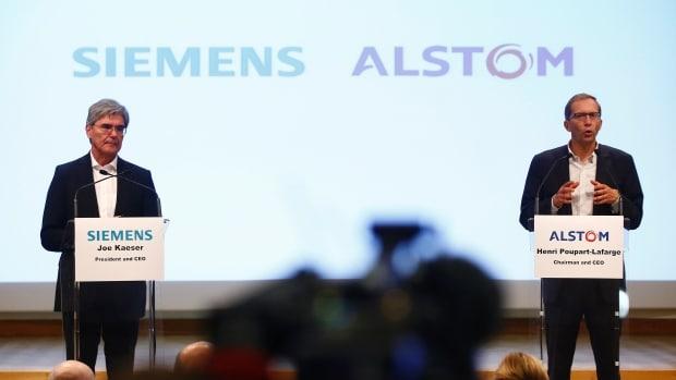 bruxelas trava fusão entre a siemens e a alstom - Siemens e a Alstom - Bruxelas trava fusão entre a Siemens e a Alstom