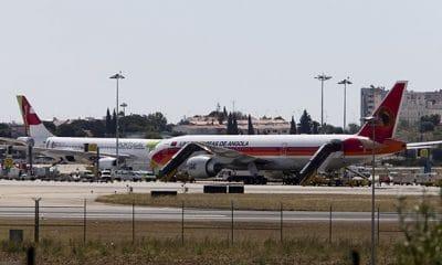taag retoma voos para cabo verde em abril - TAAG Lisboa 400x240 - TAAG retoma voos para Cabo Verde em Abril