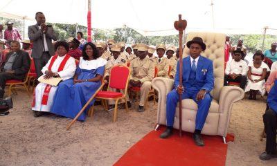 [object object] - WhatsApp Image 2019 02 07 at 22 - 102 anos após morte de Mandume, Kwanhamas proclamam novo Rei