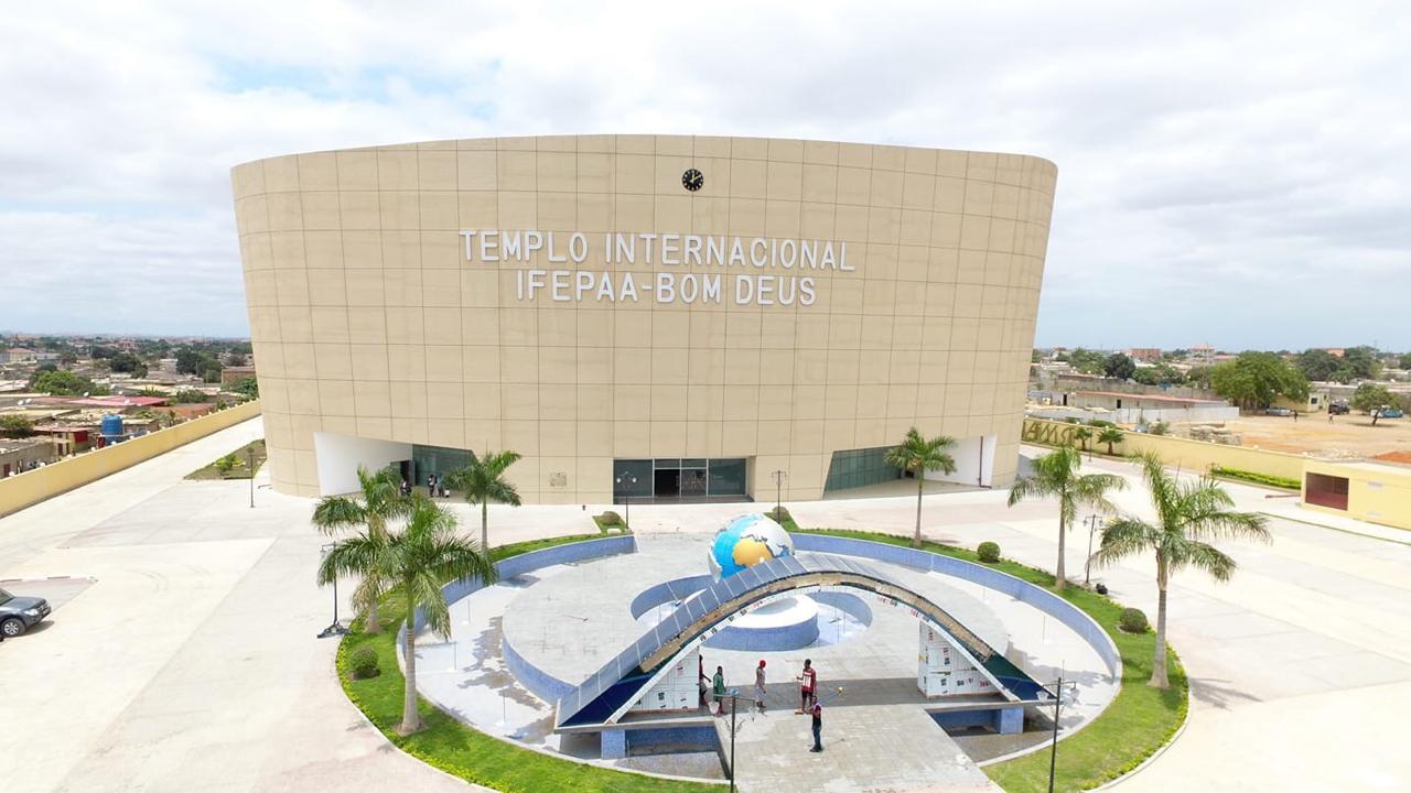 igreja bom deus inaugura templo internacional em luanda - WhatsApp Image 2019 02 08 at 16 - Igreja BOM DEUS inaugura Templo internacional em Luanda