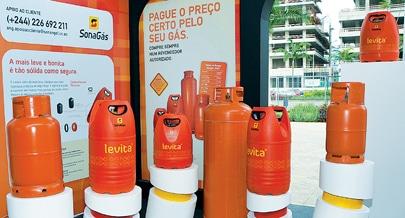 sonagás desmente alegada escassez de gás em cabinda - gas - Sonagás desmente alegada escassez de gás em Cabinda