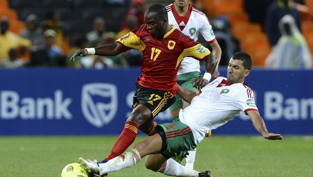 - ANGOLA MATEUS - Angola baixa uma posição no Ranking da FIFA