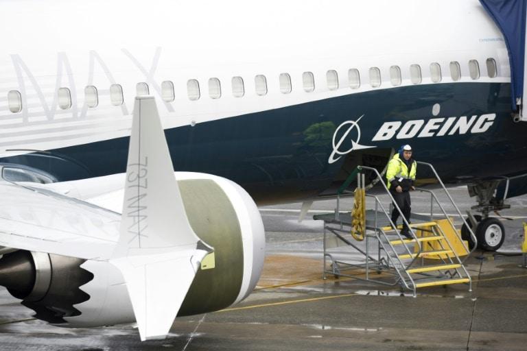 boeing diz que 737 max deve voltar a voar - Boeing 737 MAX 9 - Boeing diz que 737 MAX deve voltar a voar