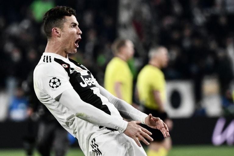 - CR7 - Cristiano Ronaldo é multado por comemoração obscena na Champions