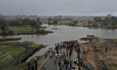 - Ciclone idai 400x240 - FMI aprova 118,2 milhões de dólares para apoiar Moçambique