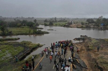 inamet diz que probabilidades de ciclone em angola são reduzidas - Ciclone idai - INAMET diz que probabilidades de ciclone em Angola são reduzidas