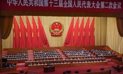 china apresenta lei sobre investimentos estrangeiros em congresso - Congresso Popular Nacional da China 400x240 - China apresenta lei sobre investimentos estrangeiros em Congresso