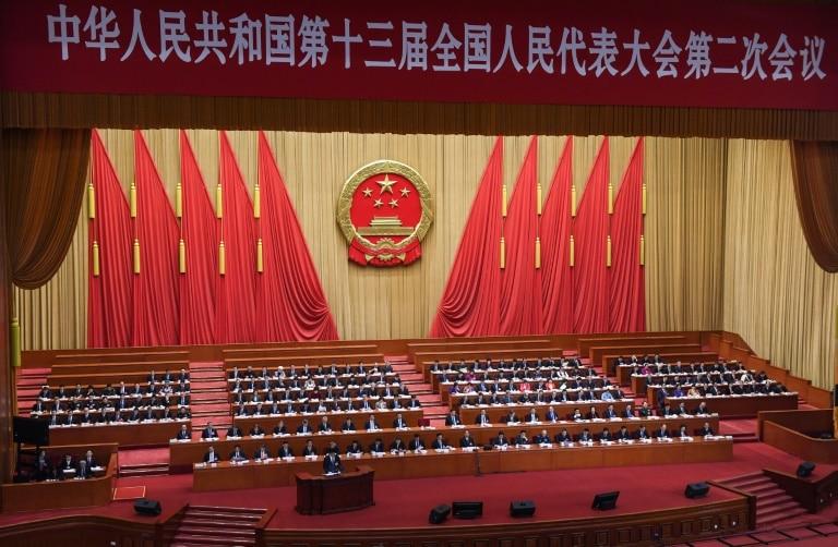 china apresenta lei sobre investimentos estrangeiros em congresso - Congresso Popular Nacional da China - China apresenta lei sobre investimentos estrangeiros em Congresso