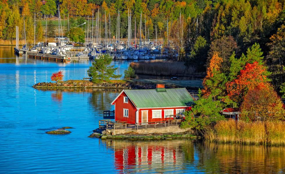 - Filandia - Relatório aponta Finlândia como país mais feliz do mundo; Angola não consta