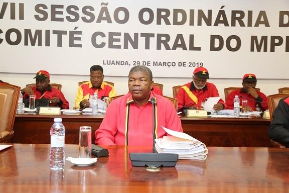"""joão lourenço diz que """"não haverá nova lei de aministia"""" - JLO - João Lourenço diz que """"não haverá nova lei de aministia"""""""