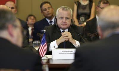 - John Sullivan 400x240 - Ajuda dos EUA na recuperação do dinheiro angolano depende de acordo