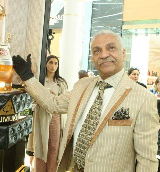 lançado o perfume mais caro do mundo no dubai - SHUMUKH 560x600 - Lançado o perfume mais caro do mundo no Dubai