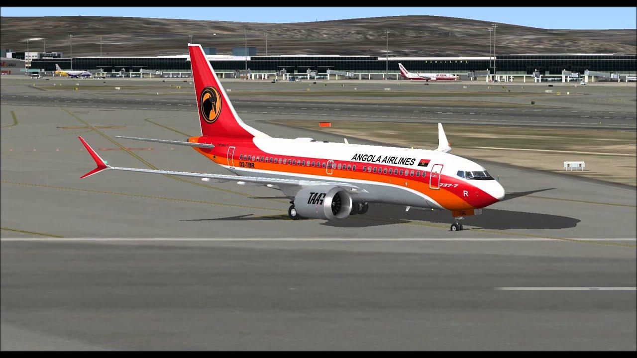 - TAAG BOENG 737 - TAAG vai comprar seis aviões do modelo suspenso da Boeing