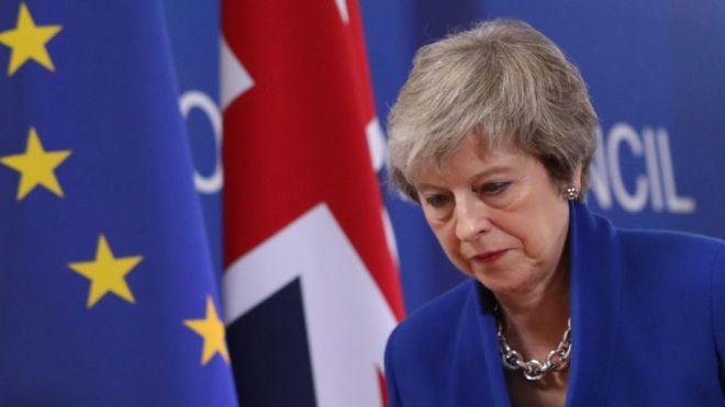 acordo do brexit volta a ser rejeitado pelo parlamento britânico - theresa may - Acordo do Brexit volta a ser rejeitado pelo Parlamento britânico