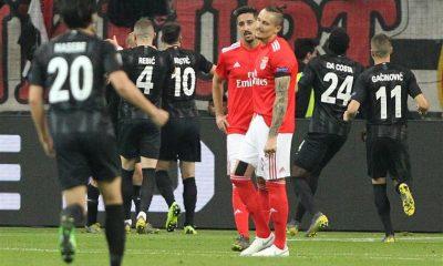 benfica fora da liga europa - Benfica 400x240 - Benfica fora da Liga Europa