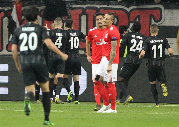 benfica fora da liga europa - Benfica - Benfica fora da Liga Europa