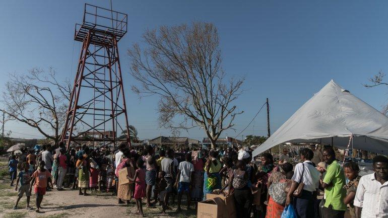 moçambique: mulheres forçadas a ter sexo em troca de ajuda humanitária - Ciclone Mo  ambique - Moçambique: Mulheres forçadas a ter sexo em troca de ajuda humanitária