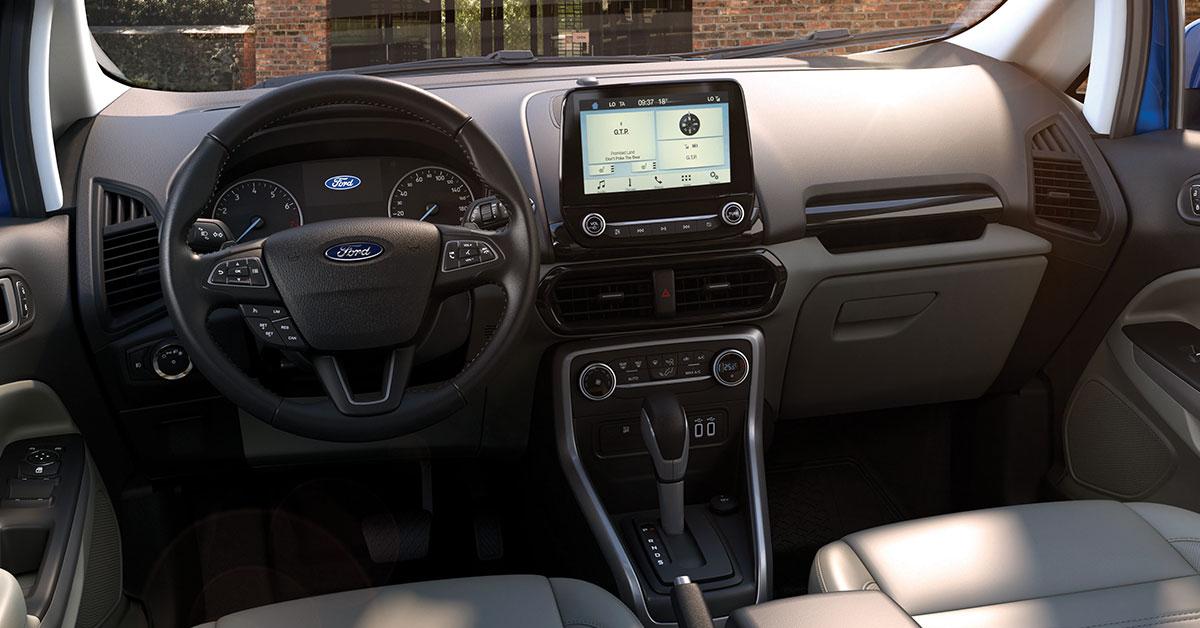 ford ecosport suv reforça qualidade, tecnologia e capacidade para oferecer mais confiança e conforto aos seus clientes - EcoSport 2 - Ford EcoSport SUV reforça qualidade, tecnologia e capacidade para oferecer mais confiança e conforto aos seus clientes