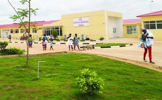 hospital público do zango: uma casa de saúde do estado onde tudo paga-se - Hospital Zango - Hospital Público do zango: Uma casa de saúde do Estado onde tudo paga-se