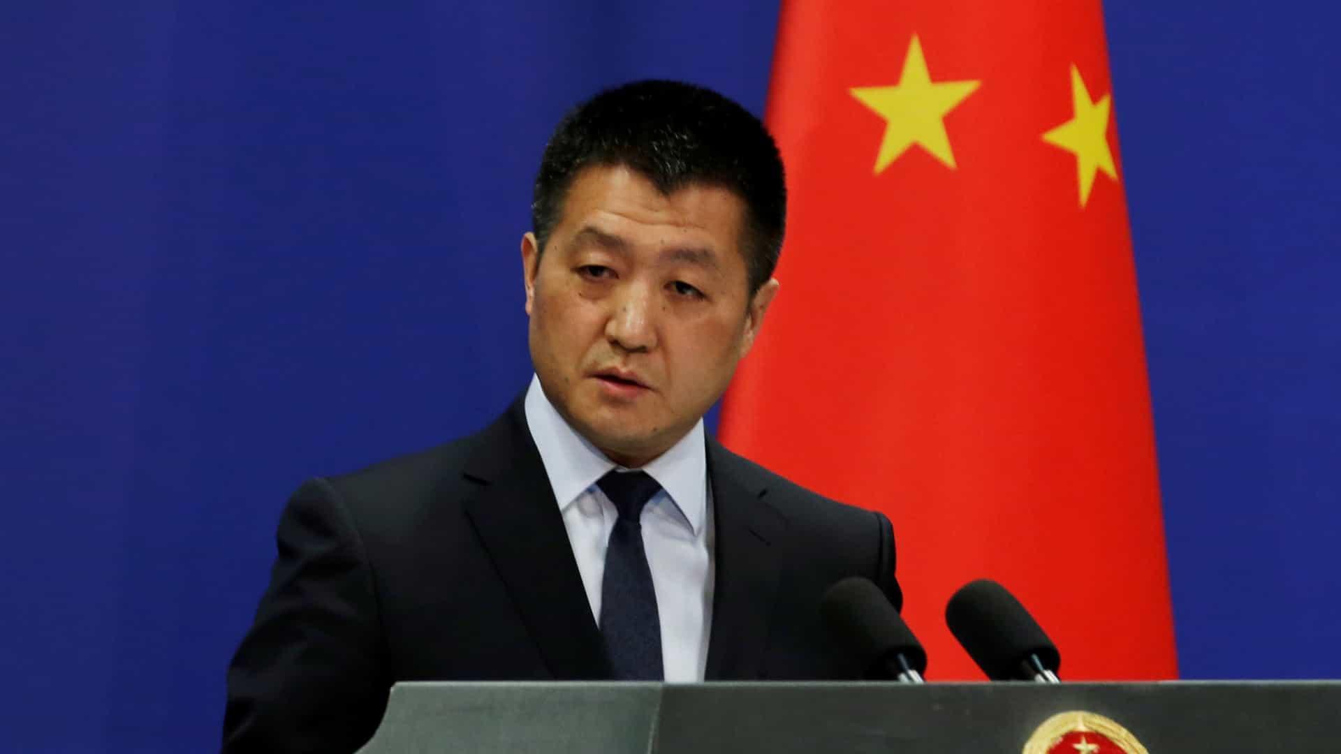 """[object object] - LU KANG - China acusa EUA de ver América Latina como """"o seu quintal"""""""