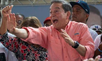 [object object] - Laurentino Cortizo 400x240 - Odebrecht 'não tem perdão', diz favorito às eleições no Panamá