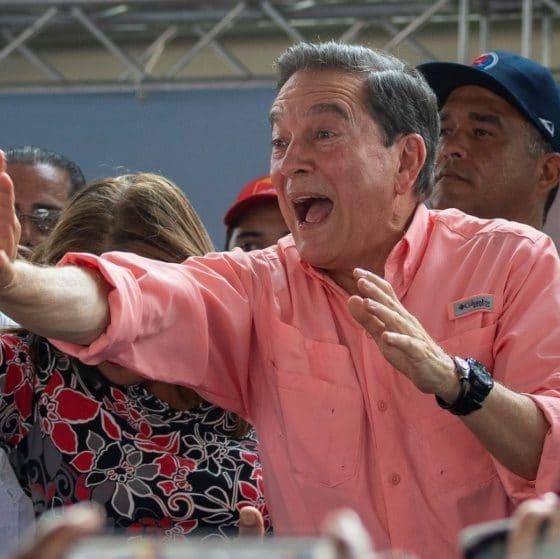 [object object] - Laurentino Cortizo 560x559 - Odebrecht 'não tem perdão', diz favorito às eleições no Panamá