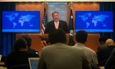 eua vão impor sanções a países que comprarem petróleo do irã - MIKE POMPEO 400x240 - EUA vão impor sanções a países que comprarem petróleo do Irã