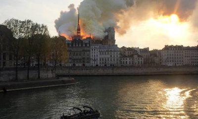 incêndio atinge catedral de notre dame, em paris - Notre Dame 400x240 - Incêndio atinge catedral de Notre Dame, em Paris