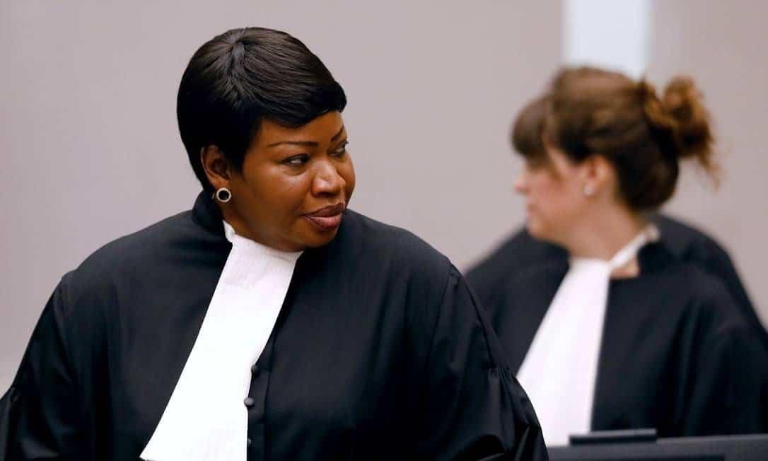 eua revogam visto de procuradora que investiga crimes de guerra no afeganistão - Procuradora Fatou Bensouda - EUA revogam visto de procuradora que investiga crimes de guerra no Afeganistão