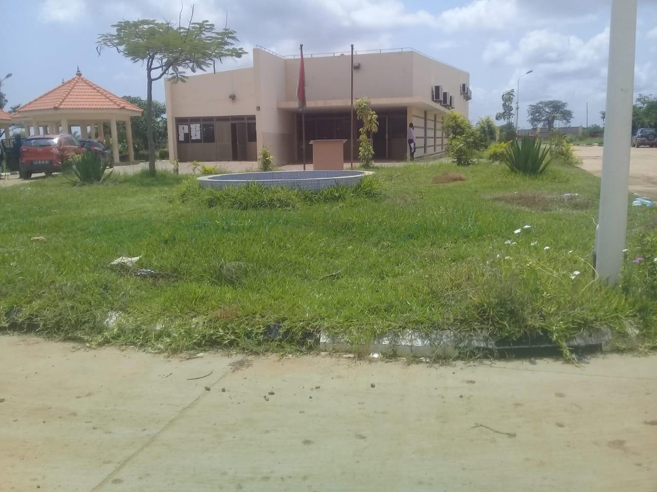 centro cultural de cacuaco em estado de abandono - WhatsApp Image 2019 04 04 at 08 - Centro cultural de Cacuaco em estado de abandono