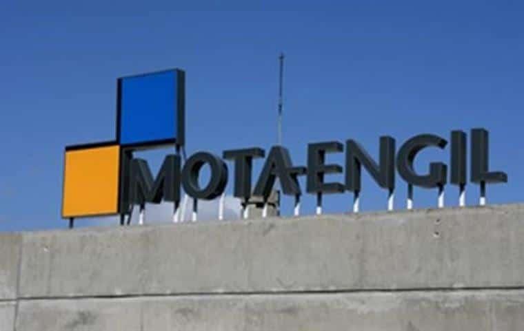 [object object] - mota engil - Autoridades portuguesas condenam Mota-Engil a multa de 906 mil euros por cartel