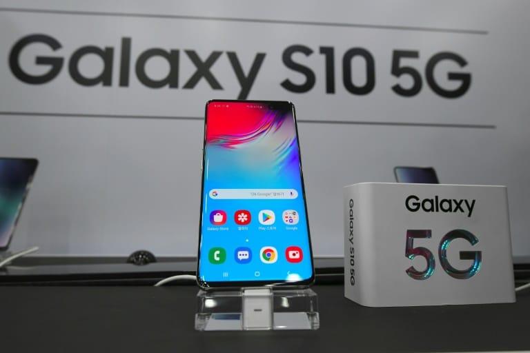 [object object] - samsung galax S10 - Começam vendas do primeiro smartphone 5G do mundo